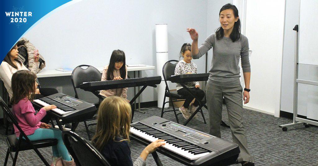 Beethoven Junior Group Piano Program