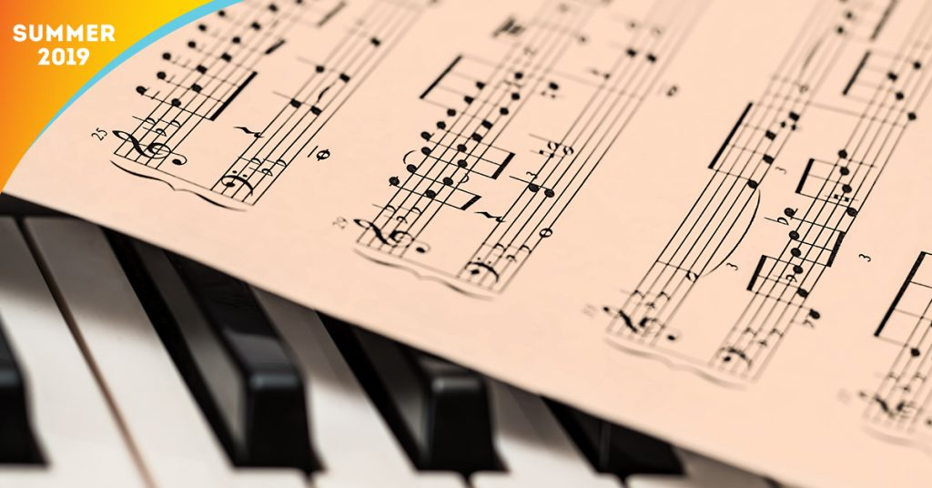 Summer Music Theory And Composition