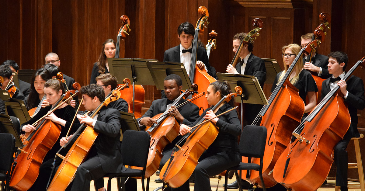 The Basie Center's Monmouth Conservatory Of Music Sets 2019-20 Orchestra Auditions