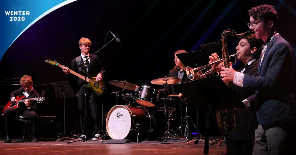 Jazz Arts Academy At The Basie