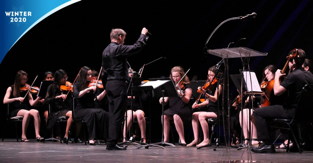 Monmouth Conservatory Of Music Orchestra