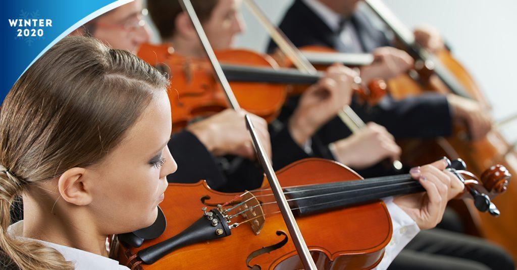 Intermediate String Ensemble