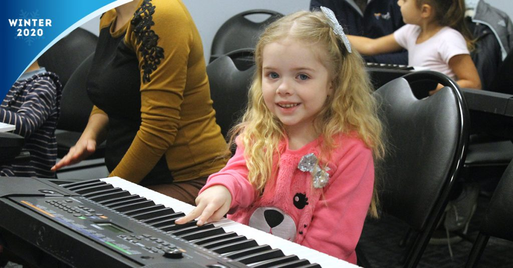 Little Beethoven Group Piano Program (Tuesdays)