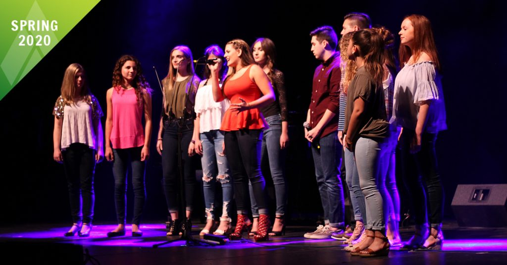 Basie A Cappella Vocal Troup (Audition Based)