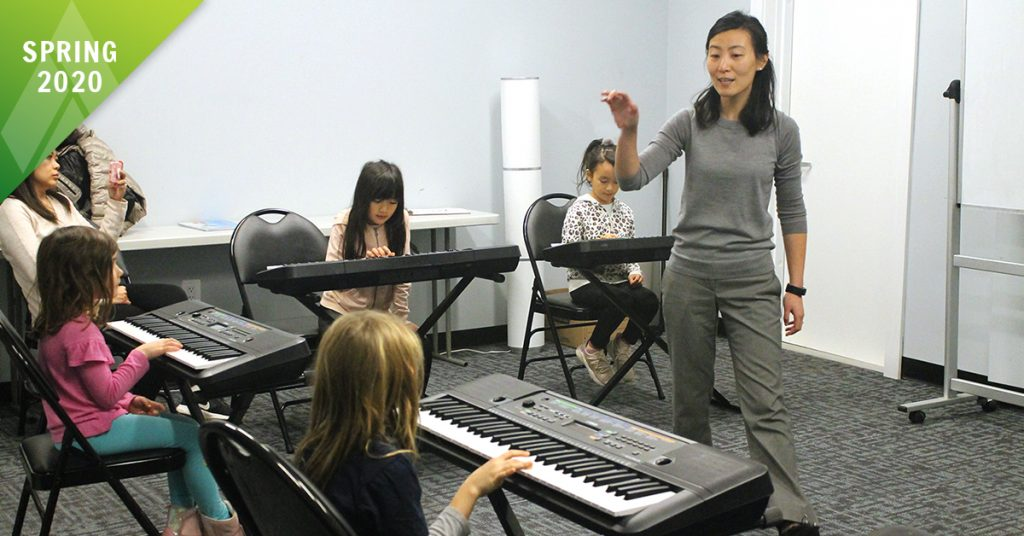 Beethoven Junior Group Piano Program