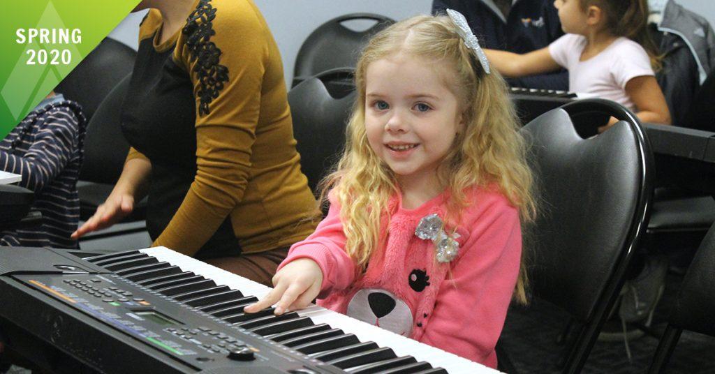 Little Beethoven Group Piano Program