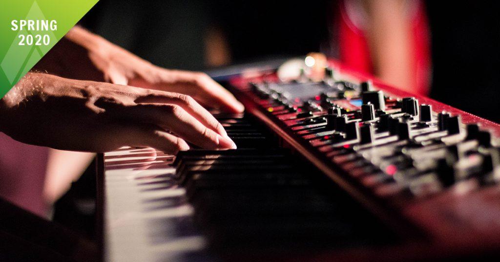 New! Pop Piano Ensemble
