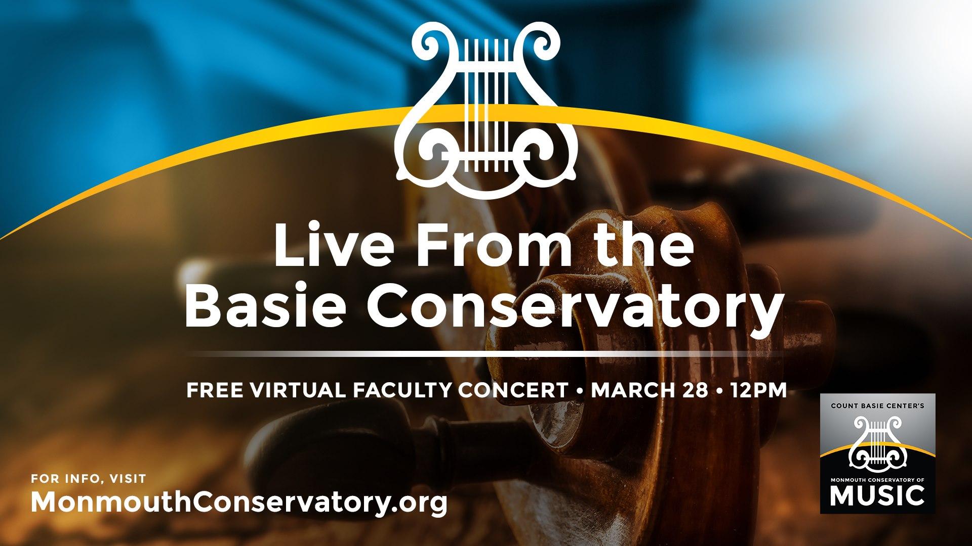 Video: Virtual Conservatory Faculty Recital