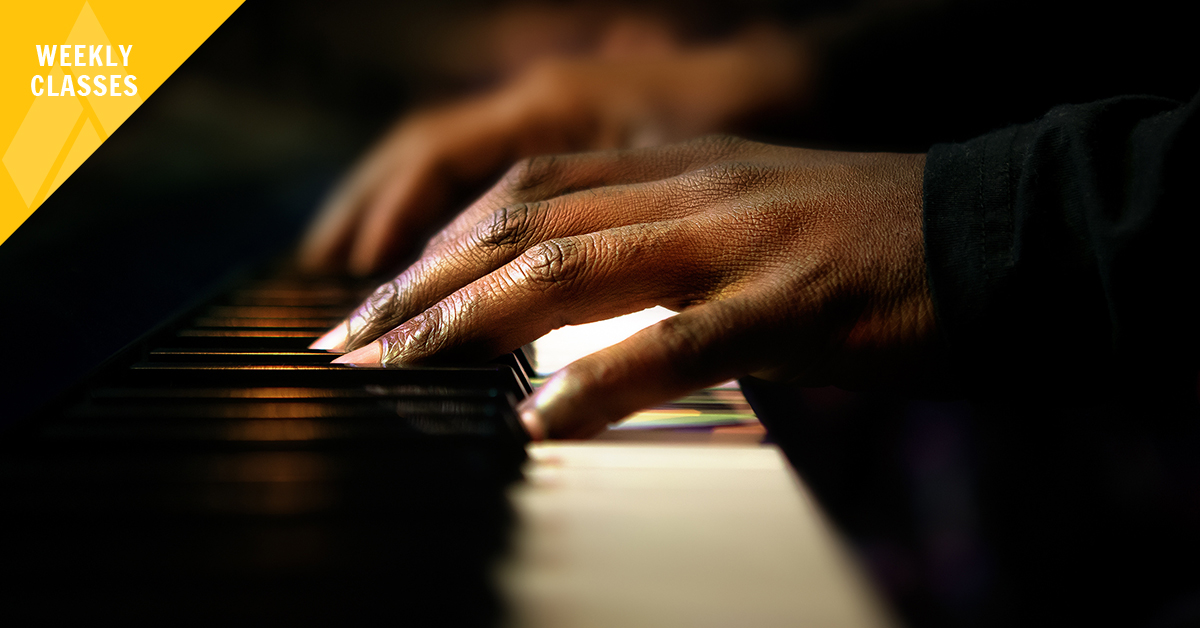 Summer: A Beginner's Guide To Jazz Piano