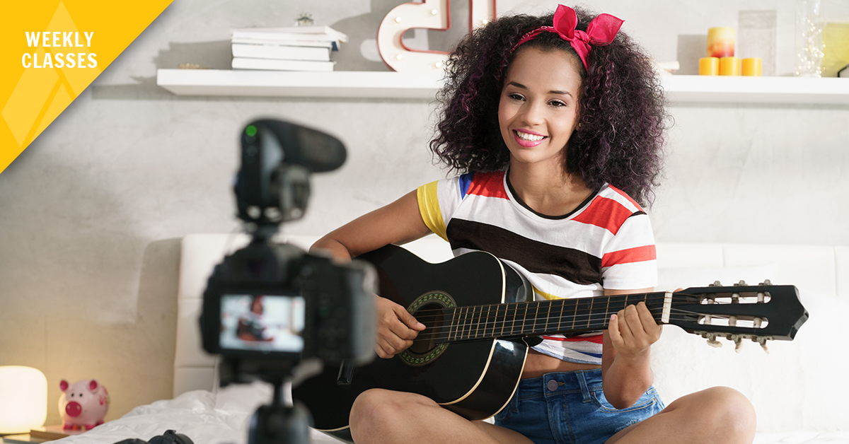 Summer: A Beginner's Guide To Making Music Videos