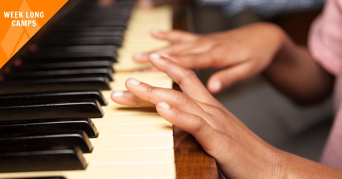 Summer: Virtual Piano Ensemble