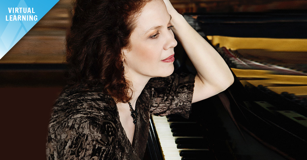 Online Piano Masterclass With Gila Goldstein