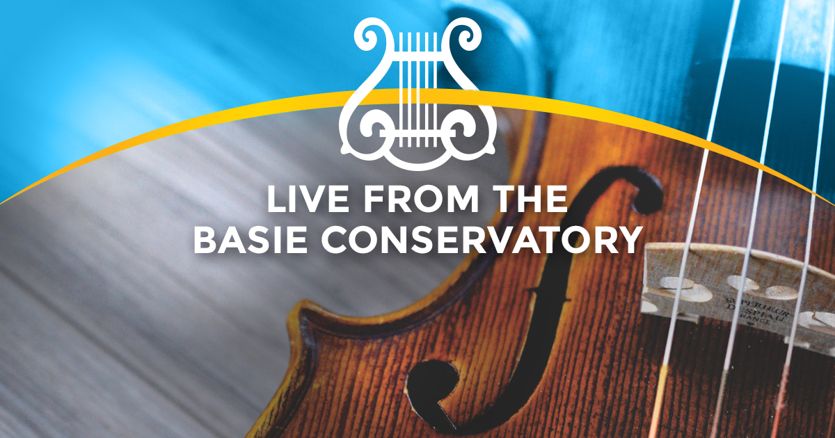 Live From The Basie Conservatory: A Collection Of Concerts & Recitals