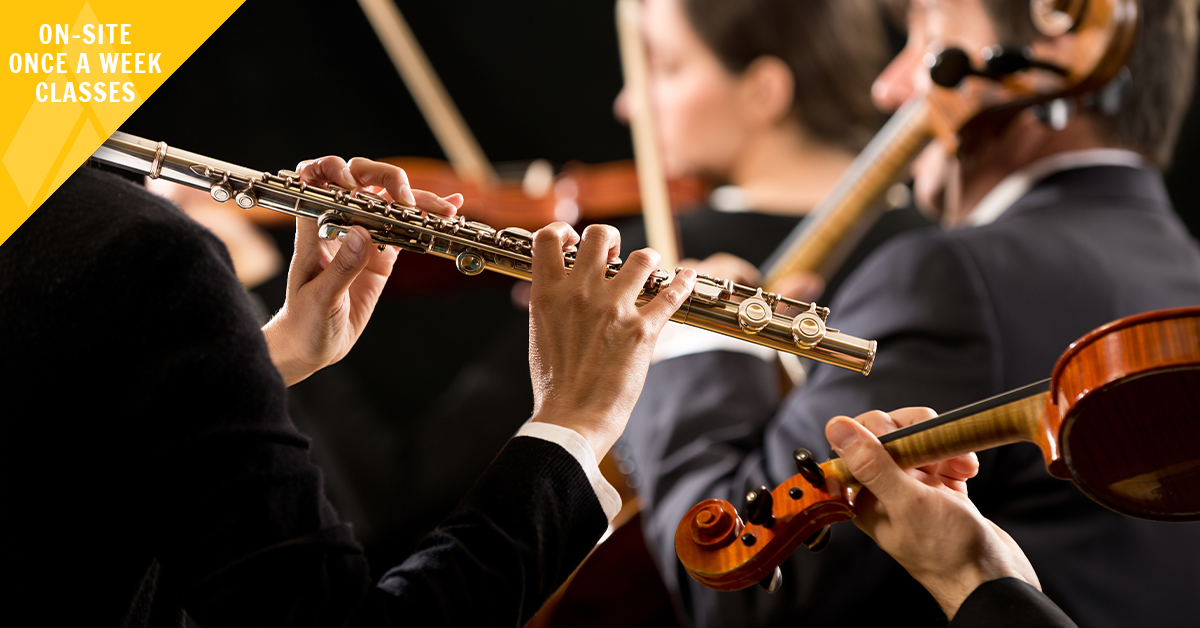 Summer: Winning An Orchestra Audition (ONSITE)