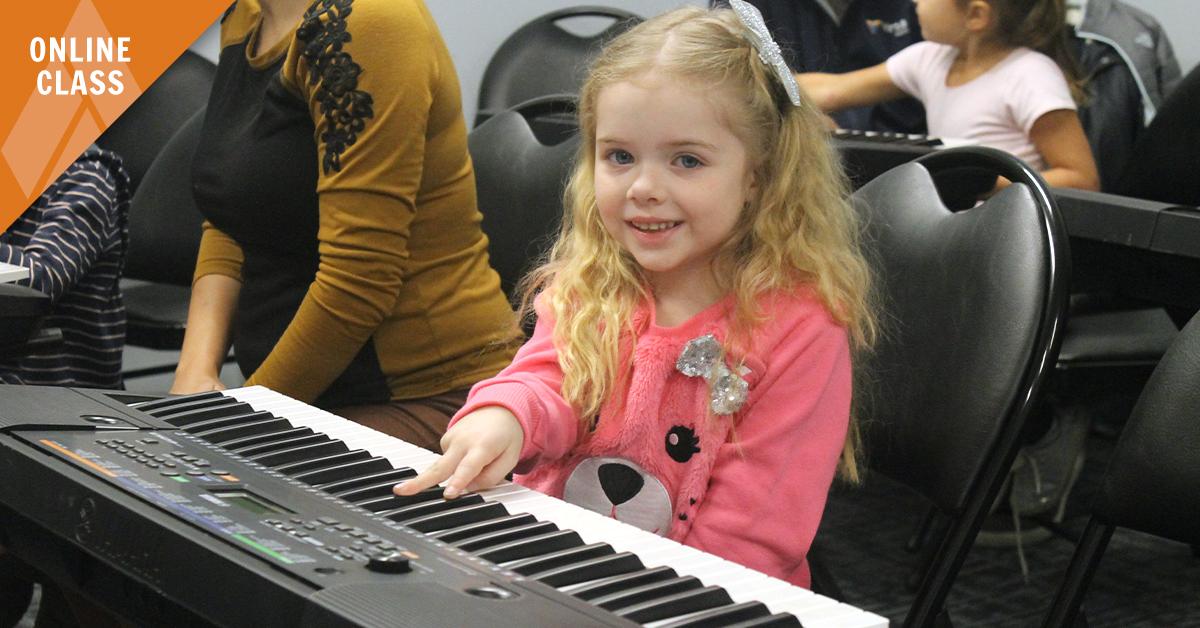 Fall: Group Piano Level II