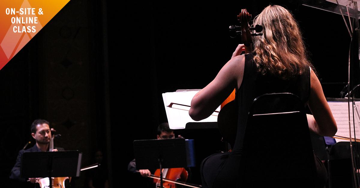 Fall: Cello Ensemble