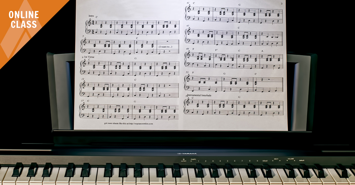 Fall: AP Music Theory And Composition Prep