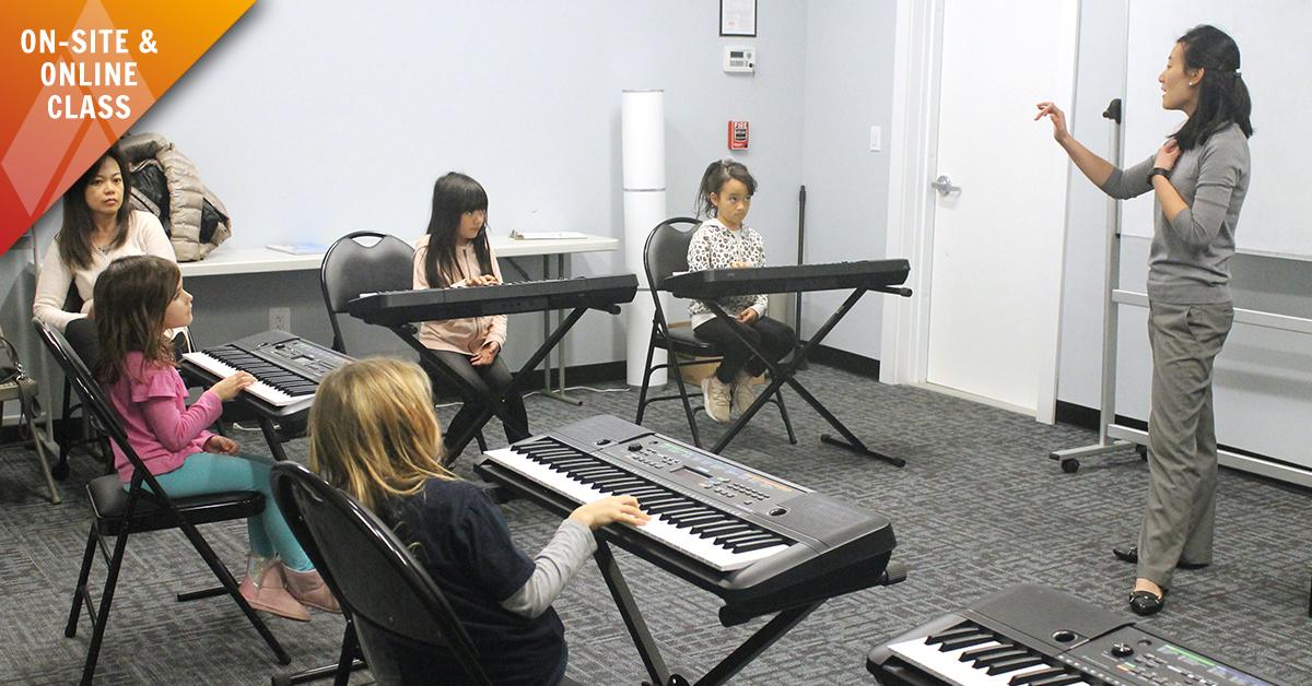 Fall: Piano Ensemble