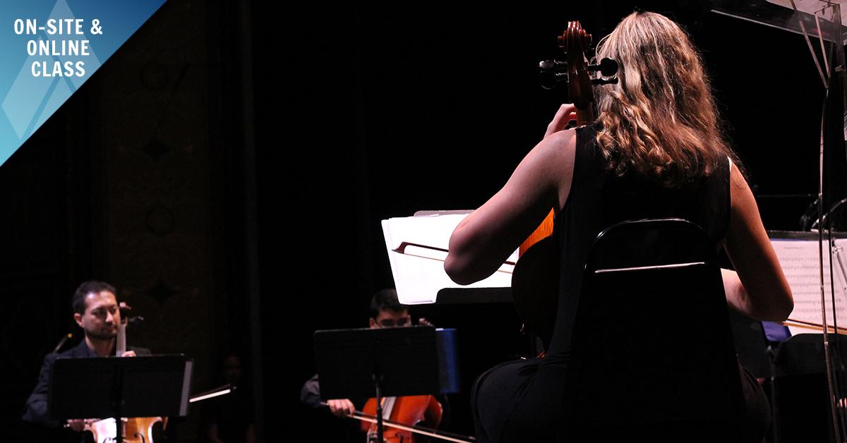 Winter: Cello Ensemble