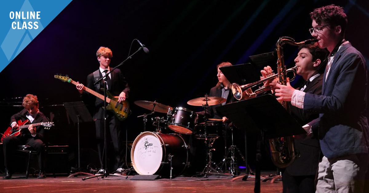 Winter: Jazz Essentials 1 & 2 – Jazz Arts Project