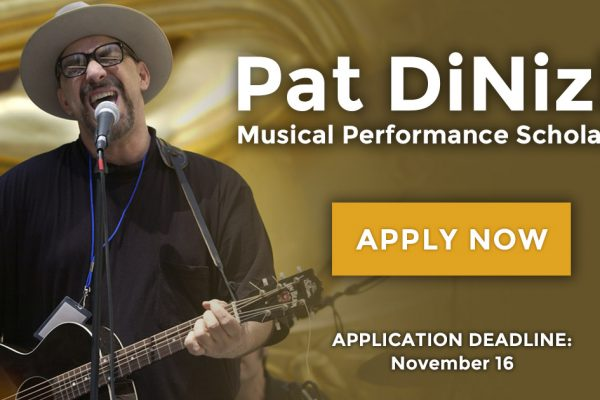 Count Basie Center Announces Details For Annual Pat DiNizio Musical Performance Scholarship