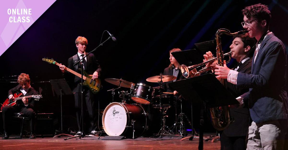 Spring: Jazz Essentials 1 & 2 – Jazz Arts Academy
