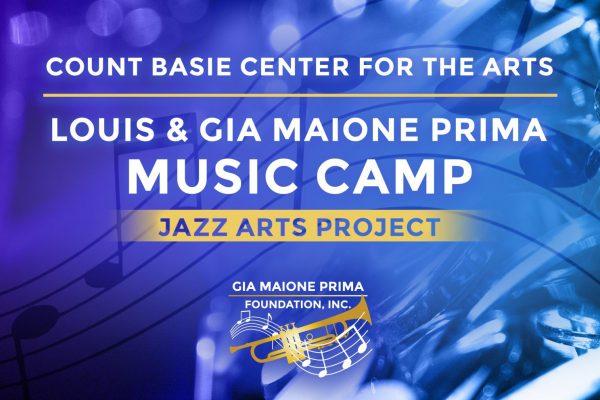 Louis & Gia Maione Prima Music Camp