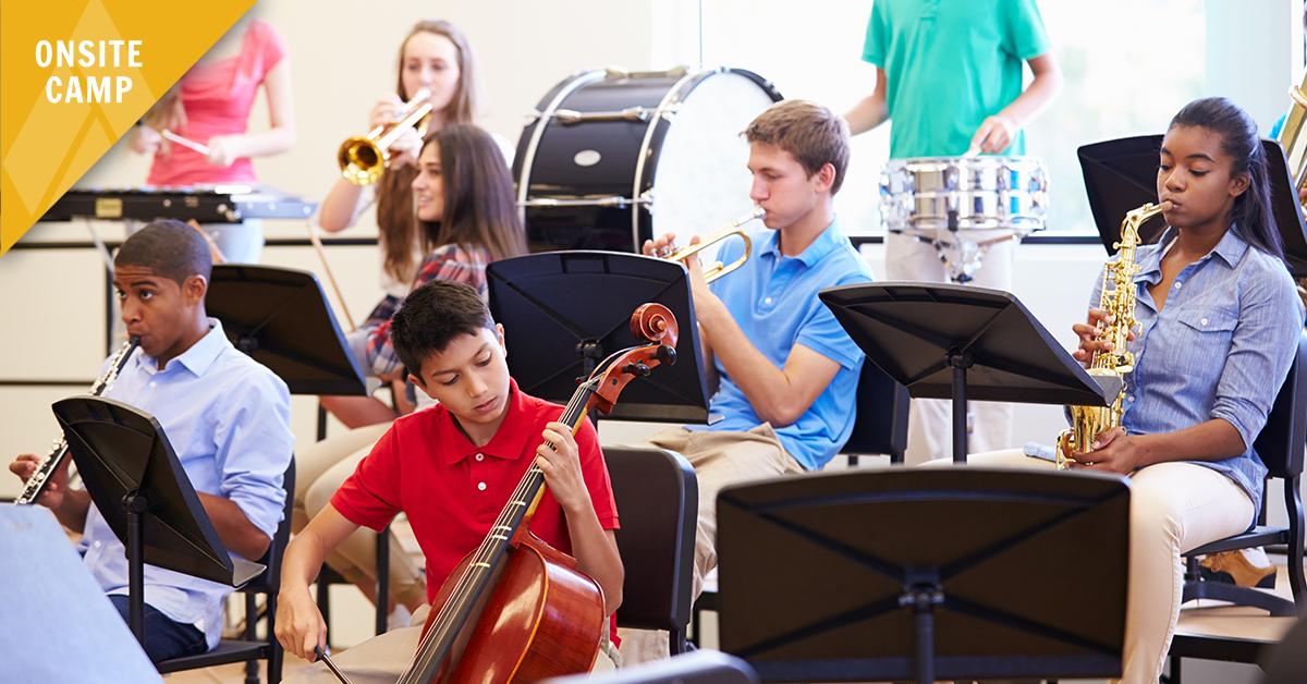 Summer Camp: Pop Orchestra