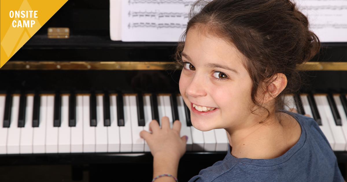 Summer Camp: Try An Instrument!